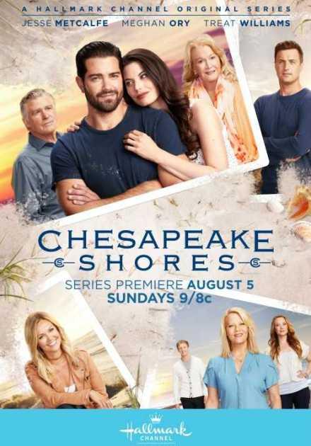 مسلسل Chesapeake Shores الموسم الثالث