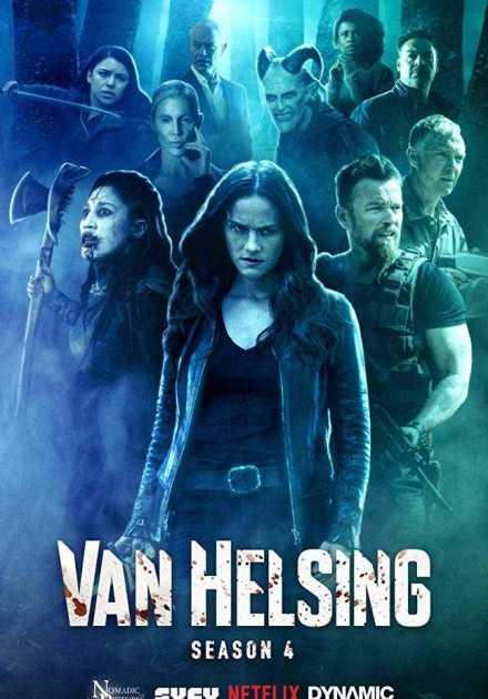 مسلسل Van Helsing الموسم الرابع – الحلقة 11