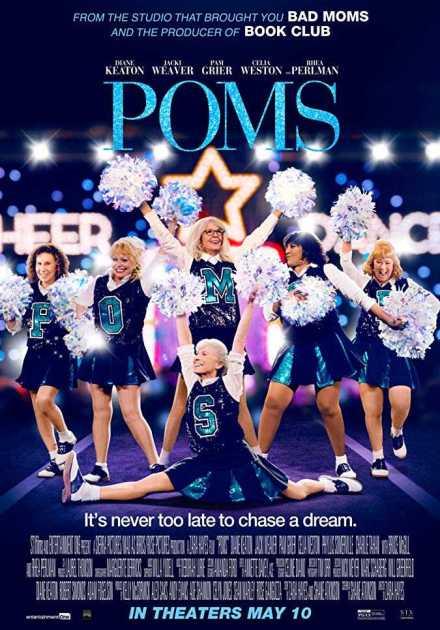 فيلم Poms 2019 مترجم