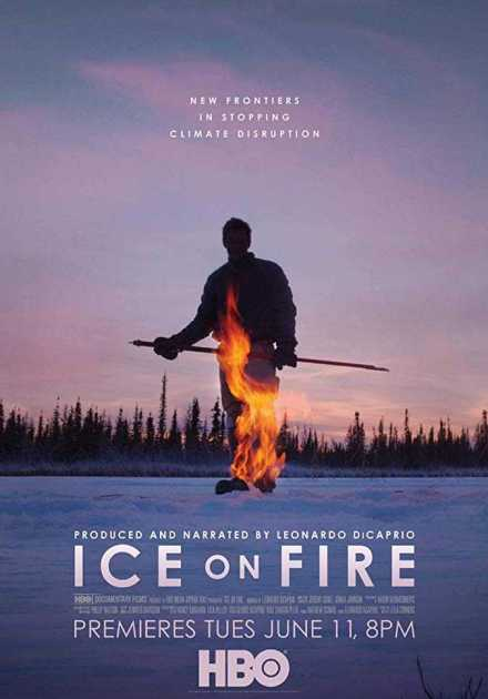 فيلم Ice on Fire 2019 مترجم