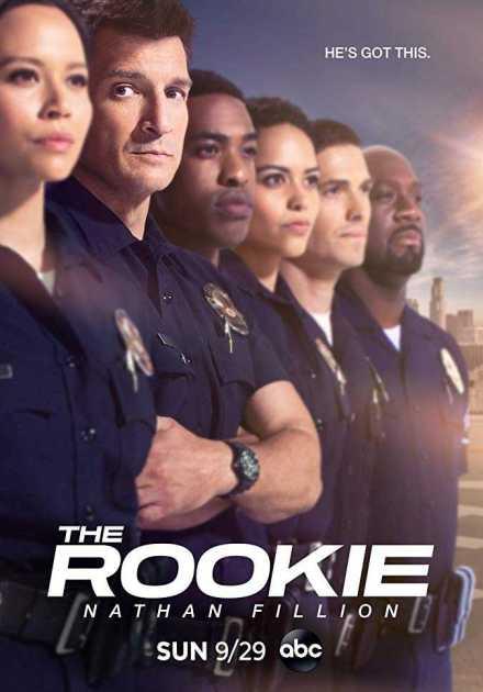 مسلسل The Rookie الموسم الثاني