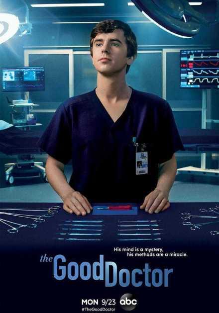 مسلسل The Good Doctor