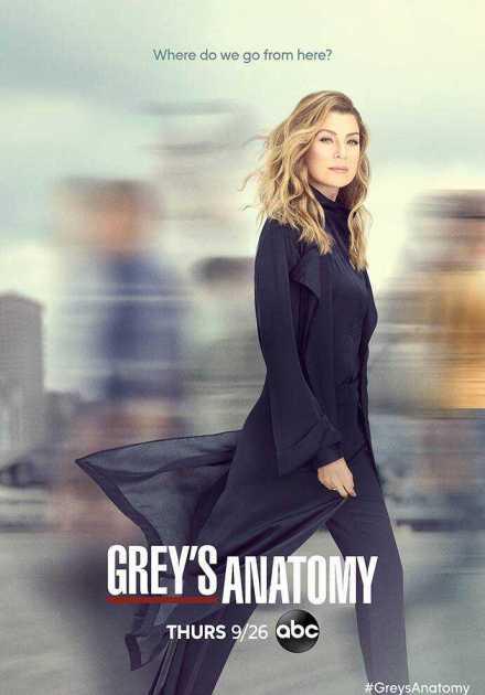 مسلسل Grey's Anatomy الموسم السادس عشر – الحلقه 10