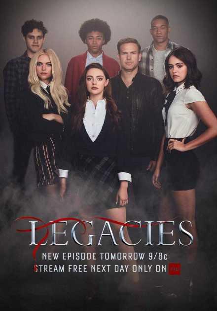 مسلسل Legacies الموسم الثاني – الحلقه 8