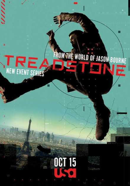 مسلسل Treadstone الموسم الأول