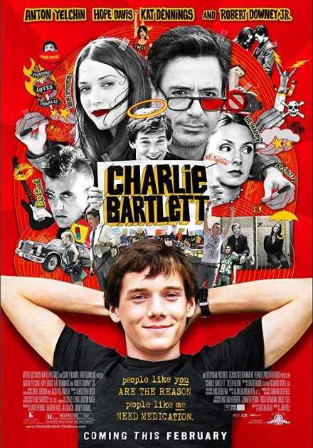 فيلم Charlie Bartlett 2007 مترجم