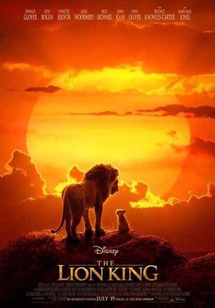 فيلم The Lion King 2019 مترجم