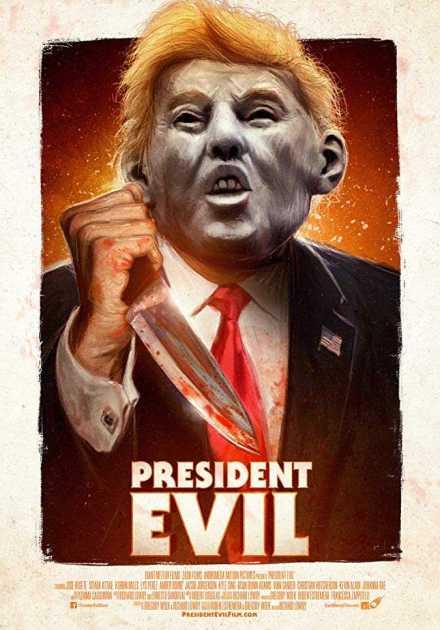 فيلم President Evil 2018 مترجم