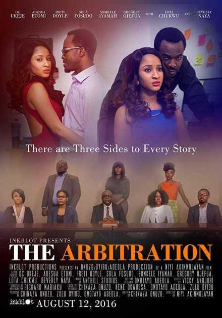 فيلم The Arbitration 2016 مترجم