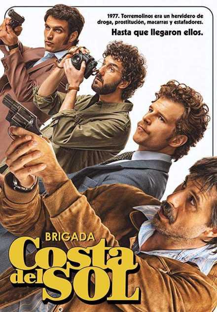 مسلسل Costa Del Sol Squad