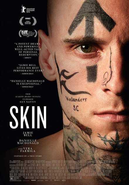 فيلم Skin 2018 مترجم