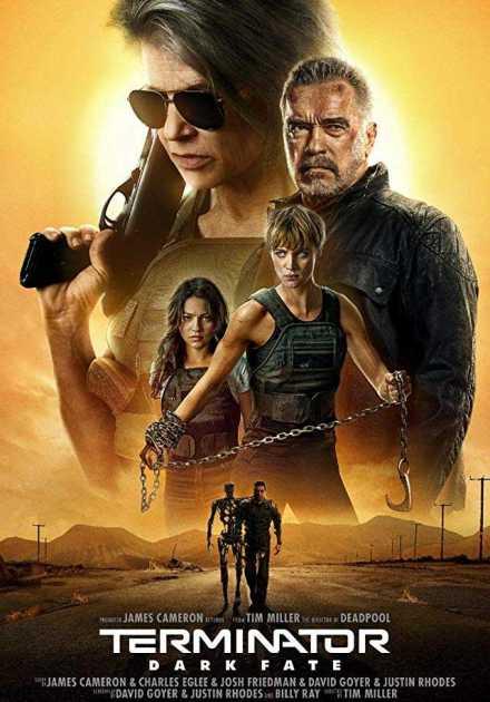 فيلم Terminator: Dark Fate 2019 مترجم