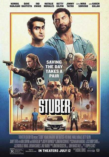 فيلم Stuber 2019 مترجم