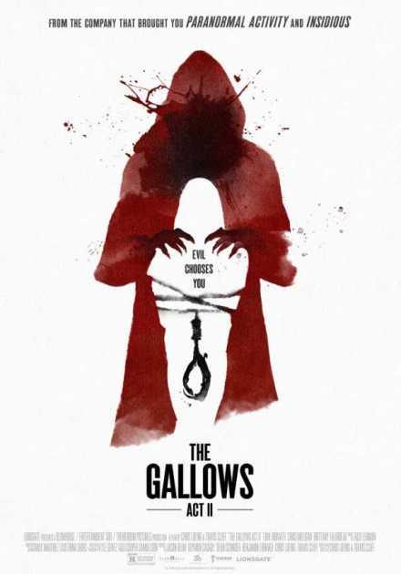 فيلم The Gallows Act II 2019 مترجم