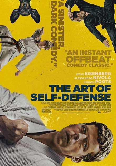 فيلم The Art of Self-Defense 2019 مترجم