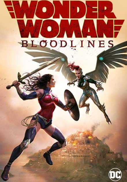 فيلم Wonder Woman: Bloodlines 2019 مترجم