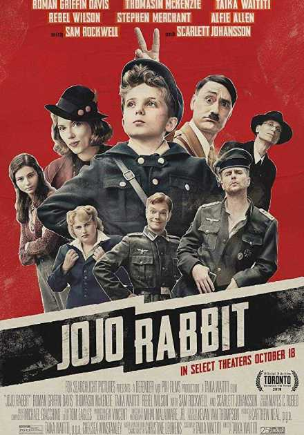 فيلم Jojo Rabbit 2019 مترجم
