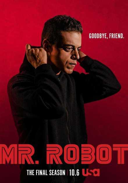 مسلسل Mr. Robot الموسم الرابع