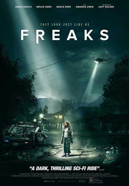 فيلم Freaks  2018 مترجم