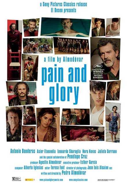 فيلم Pain and Glory 2019 مترجم