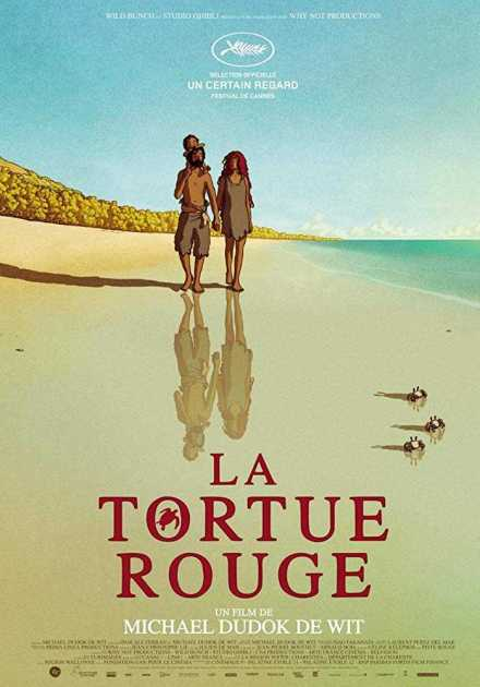 فيلم The Red Turtle 2016 مترجم