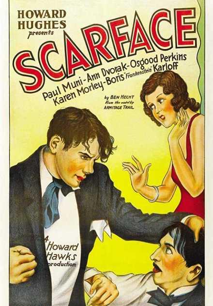 فيلم Scarface 1932 مترجم