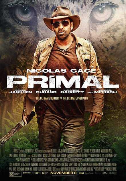 فيلم Primal 2019 مترجم