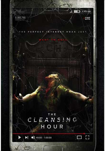 فيلم The Cleansing Hour 2019 مترجم