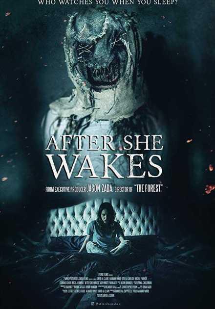 فيلم After She Wakes 2019 مترجم