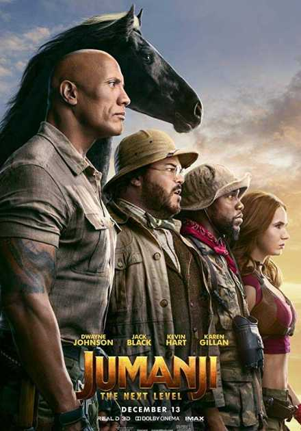 فيلم Jumanji: The Next Level 2019 مترجم