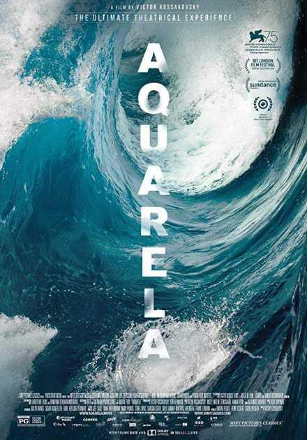 فيلم Aquarela 2018 مترجم