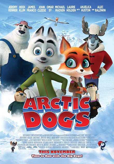 فيلم Arctic Dogs 2019 مترجم