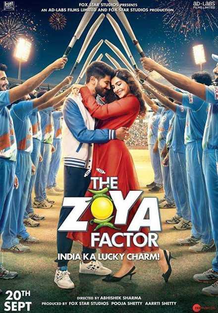 فيلم The Zoya Factor 2019 مترجم