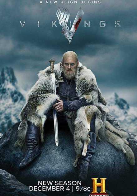 مسلسل Vikings الموسم السادس
