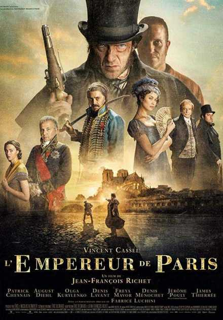 فيلم The Emperor of Paris 2018 مترجم