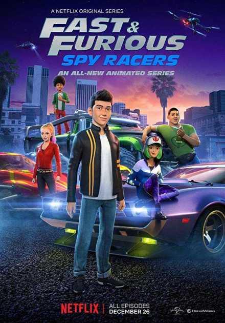 مسلسل Fast & Furious: Spy Racers الموسم الأول