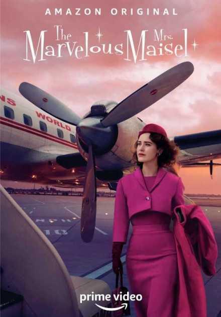 مسلسل The Marvelous Mrs. Maisel الموسم الثالث