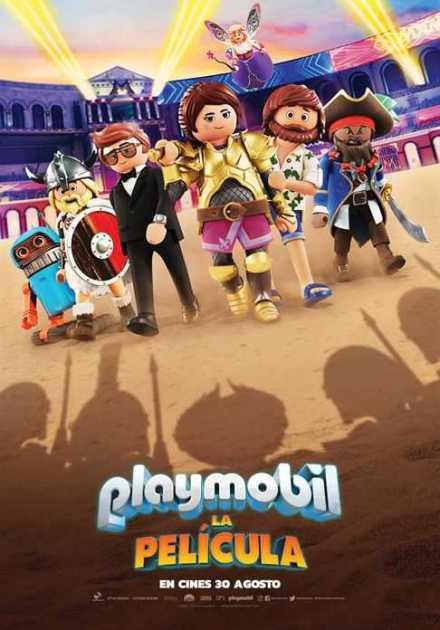 فيلم Playmobil: The Movie 2019 مترجم