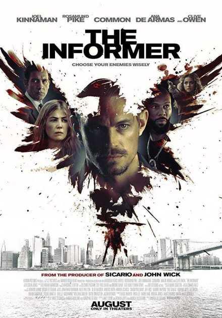 فيلم The Informer 2019 مترجم