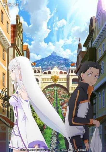 انمي Re:Zero kara Hajimeru Isekai Seikatsu: Shin Henshuu-ban