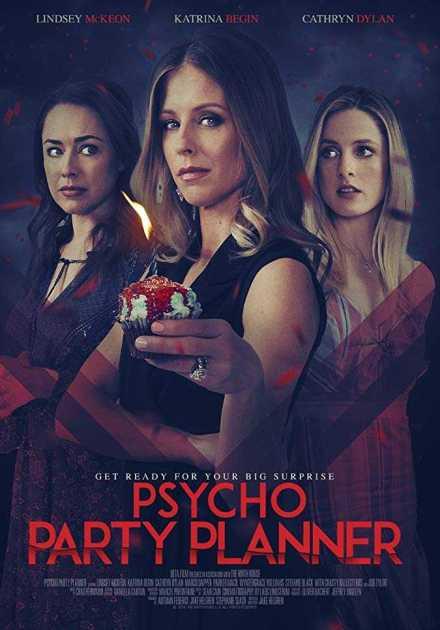 فيلم Psycho Party Planner 2020 مترجم