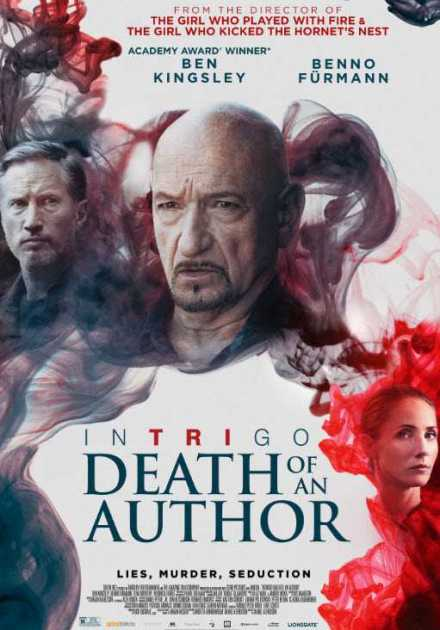 فيلم Intrigo: Death of an Author 2018 مترجم