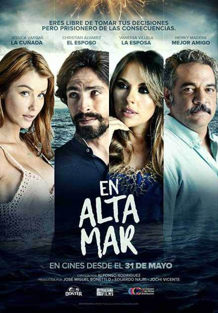 فيلم En Altamar 2018 مترجم