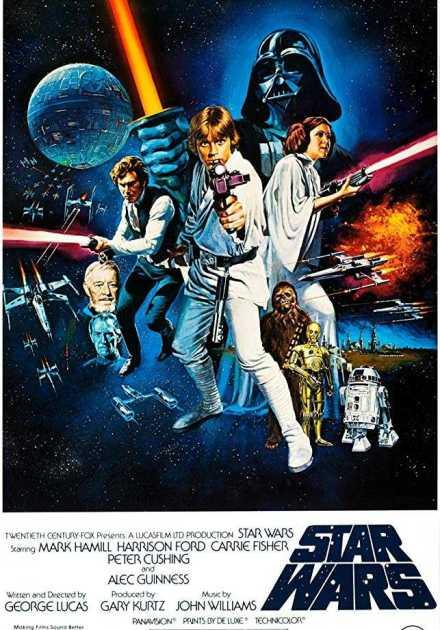 فيلم Star Wars: Episode IV – A New Hope 1997 مترجم