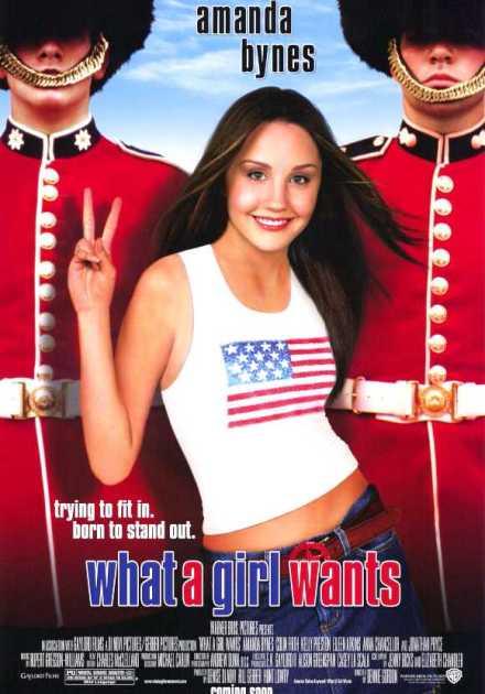 فيلم What a Girl Wants 2003 مترجم