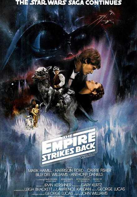 فيلم Star Wars: Episode V – The Empire Strikes Back 1980 مترجم
