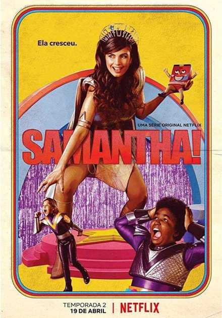 مسلسل Samantha! الموسم الثاني