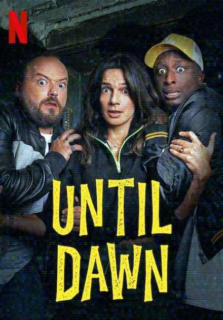 برنامج Until Dawn الموسم الاول