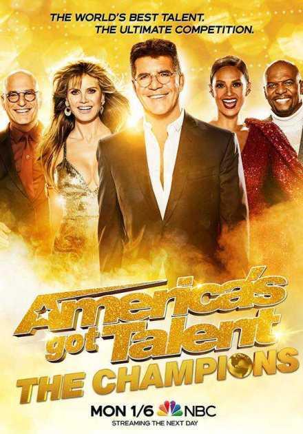 برنامج America's Got Talent: The Champions الموسم الثاني