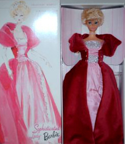 Sophisticated Lady Vintage Barbie Reproduction